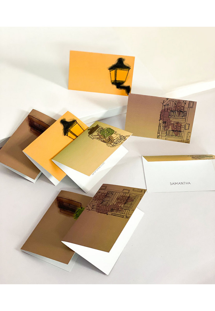 Lightup Note Card | Set of 8